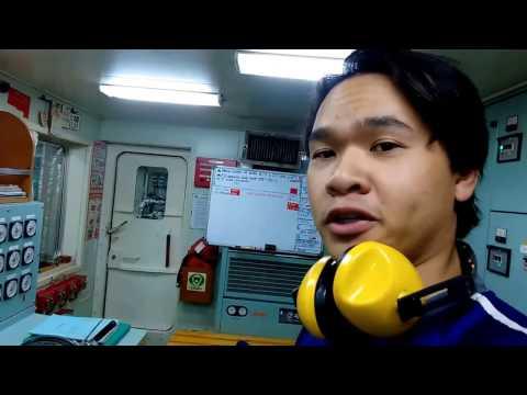 Marine Engineer/ Fourth  Engineer Lifestyle Onboard / Vlog