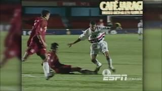 São Paulo 5 x 0 Bayer Leverkusen - Copa Euro-América 1999