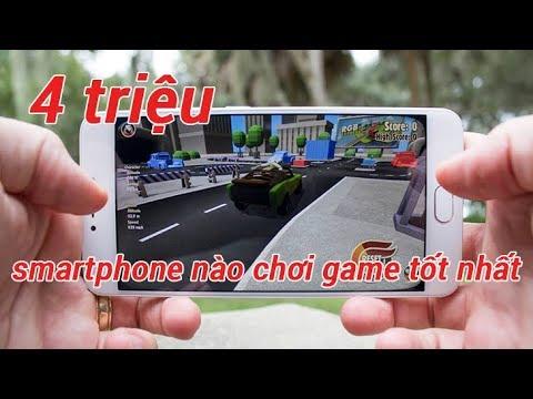 5 Chiếc điện thoại chơi game tốt nhất dưới 4 triệu đồng Không Thể Bỏ Qua