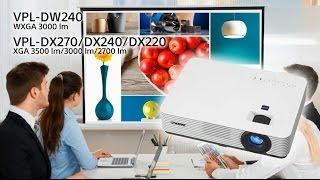 VPL-DW200/DX200 Series (Feature & Benefit)
