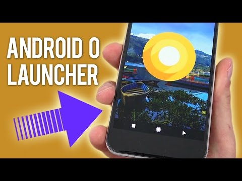 Get Android O Launcher | How to Install Android O Developer Preview launcher on Any Android !