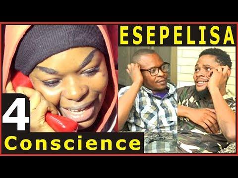 Conscience 4 Fatou, Vue de Loin, Sundiata Herman Pululu Theresia Esepelisa Nouveau Theatre Congolais