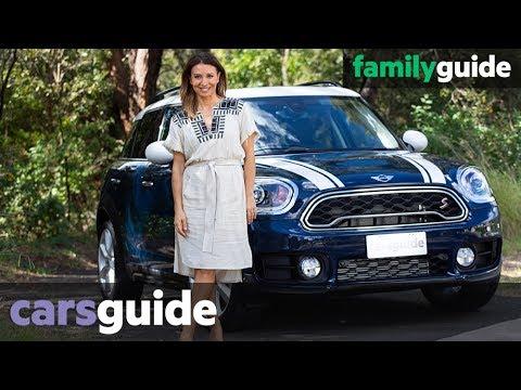 Mini Countryman 2019 review: Cooper S