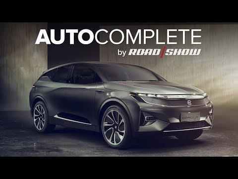 AutoComplete: Futuristic Byton SUV wows at CES 2018