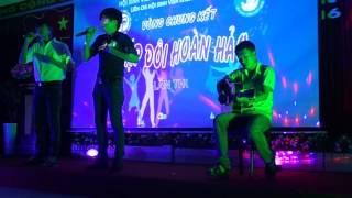 Dòng Thời Gian (OST Mùi Ngò gai) - Công Luận, Bảo, Guitarist Phong Xìke