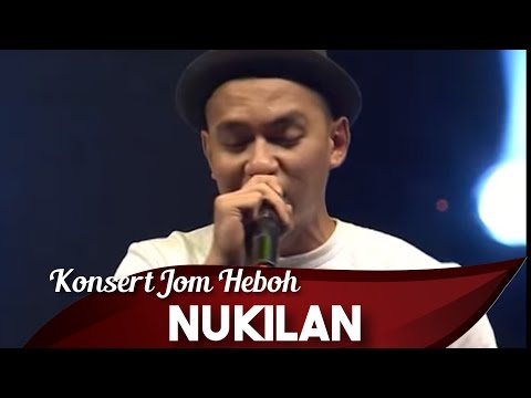 Konsert Jom Heboh | Pulau Pinang | Nukilan