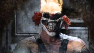 Sweet Tooth's Opening Cutscene - Twisted Metal (PS3)