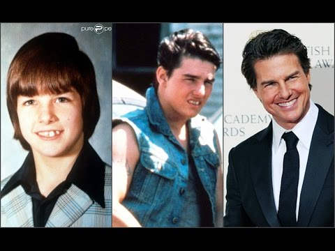 Tom Cruise: A life in pictures