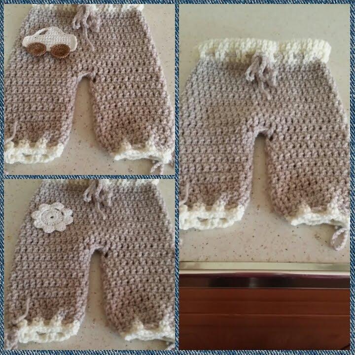 TupTam Pantaloni con Piedini da Neonato per Bambini 5 pz