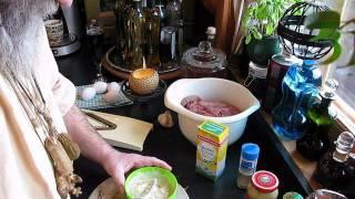 Frikadellen Rezept Bulette Klops Fleischklößchen - Michel Vom Berch Kocht In Bodenwerder