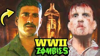 SECRET WW2 ZOMBIES CHARACTER STORYLINE ZOMBIE HEADQUARTERS CLUES The Final Reich Story Explained