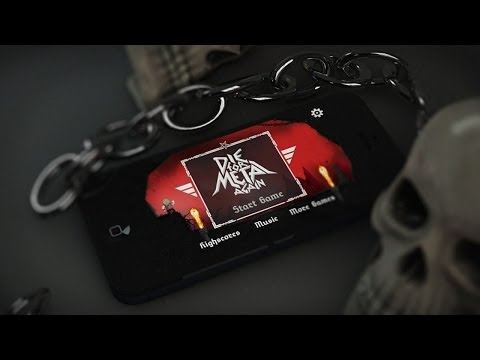 Die For Metal Again - iOS / Android - HD Gameplay Trailer