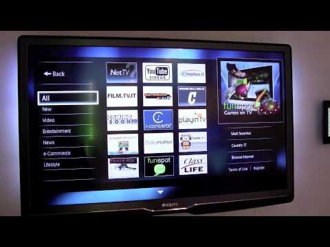 philips tv 2010 net tv youtube. Black Bedroom Furniture Sets. Home Design Ideas