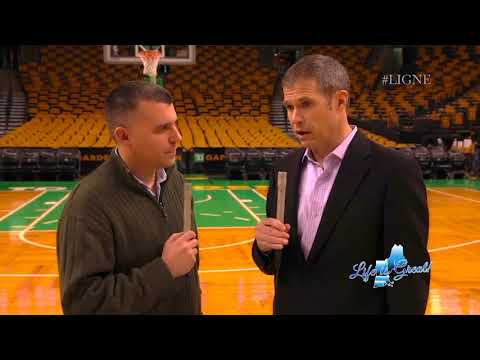 President of the Boston Celtics Rich Gotham spills the beans about the Celtics