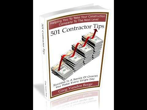 Create A Job Project Schedule - Contractor Business Tip #281