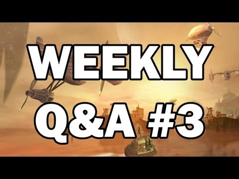 Lumin Weekly Q&A #3 - King of the Web, Languages, Tales of Lumin Logo, Banana Smoothies & More!