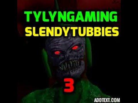 Slendy Tubbies 3 Ep  1