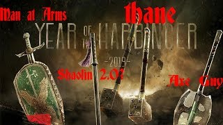 For Honor Year of the Harbinger Hopes and Speculation