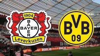 Bayer 04 Leverkusen - Borussia Dortmund [Saison 2018/2019] | Impressionen