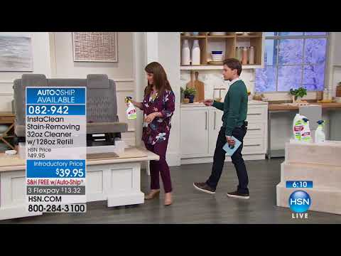 HSN | Pet Solutions featuring Bissell 02.04.2018 - 06 PM