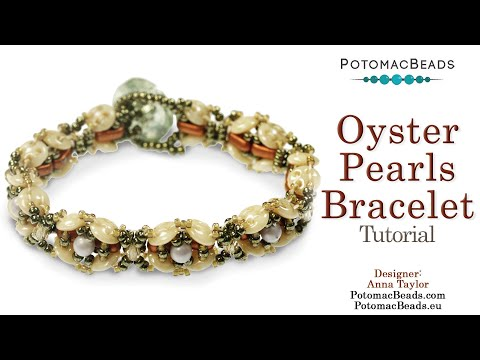 Oyster Pearls Bracelet (improved)