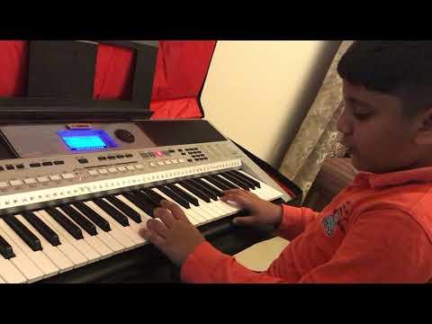 Arnav Agrawal har Ghandi Badal : Keyboard