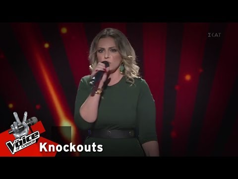 Σόνα Αρουτιουνιάν - Rise Like a Phoenix | 2o Knockout | The Voice of Greece