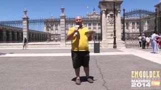 EmGoldex Madrid- Stefano Secci un
