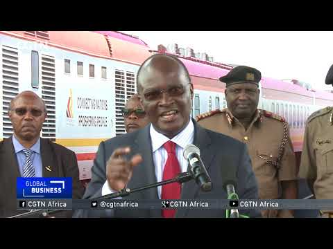 Second line of Chinese-built Standard Gauge Railway opens