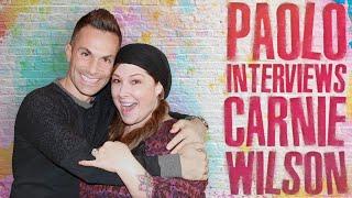 Carnie Wilson Heartfelt Interview & FUN Game!