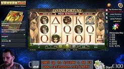 Divine Fortune - Double or triple jackpot? Insane!