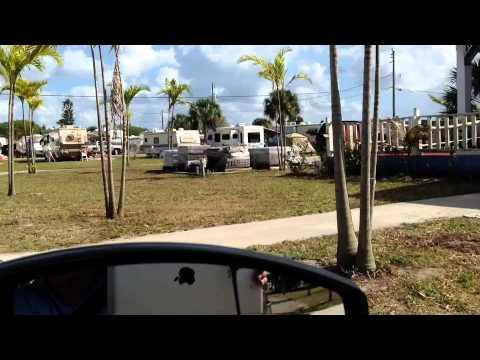 Okeechobee landing rv resort Clewiston