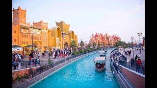 Visiting Dubai Global Village   Dubai Most Beautiful City in the World