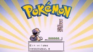 Der legendäre Pokémon Glitch