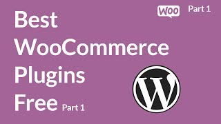 видео 5 WordPress-плагинов для E-commerce