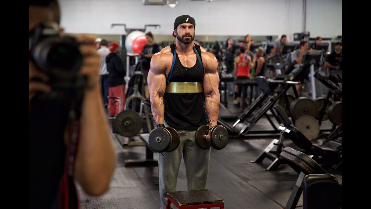Looking for Bradley Martyn Everyday is Arm Day ...