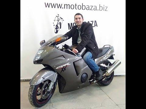 МОТОБАЗА. Из г. Таганрог клиент купил HONDA CBR 1100XX. WWW.MOTOBAZA.BIZ