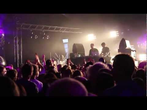 Roberto Rodriguez LIVE PA @ Flow Festival 2011 / The end part