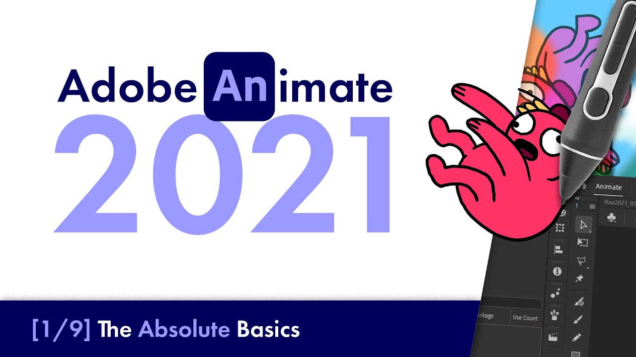 Adobe Animate 2021 Crack