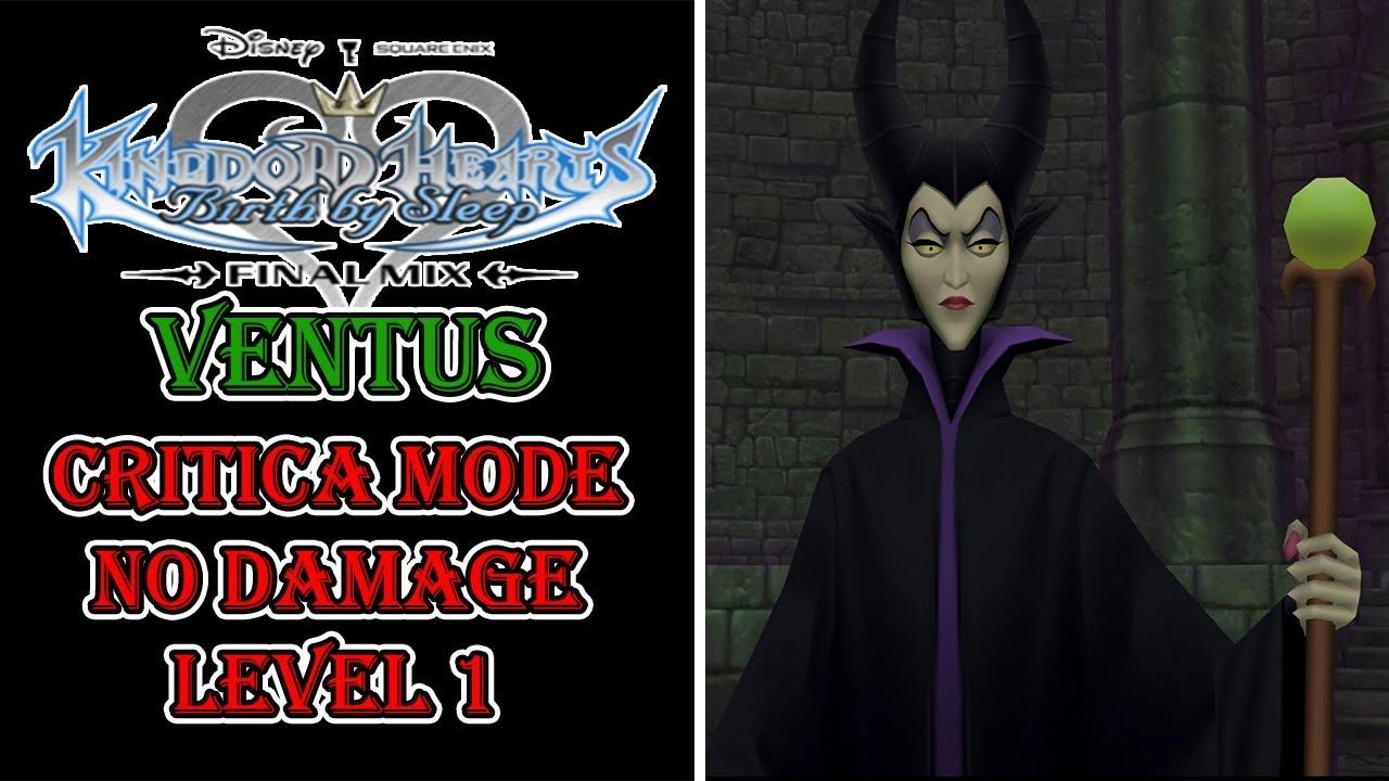 Kingdom Hearts Re : CoM Reverse Rebirth Boss Dragon