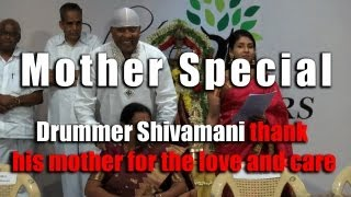 i learned rhythm when i was in my mothers womb drummer sivamani