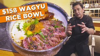 Why People Pay $158 For This Wagyu Donburi Bowl: Fat Cow
