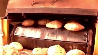 Як в Єгипті печуть хліб. Технологія випікання єгипетського хліба.
