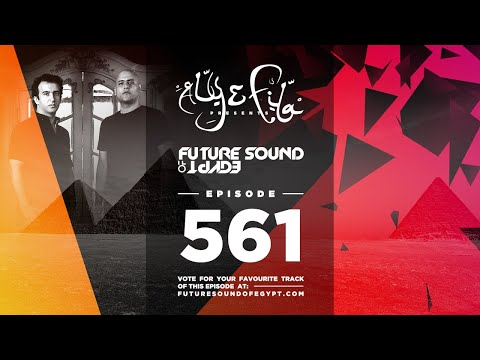 Future Sound of Egypt 561 with Aly & Fila