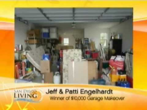 San Diego's Garage Makeover - And The Winner Is...