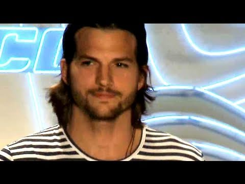 Ashton Kutcher + Alessandra Ambrosio @ Colcci - Sao Paulo Fashion Week Summer 2012 | FashionTV - FTV