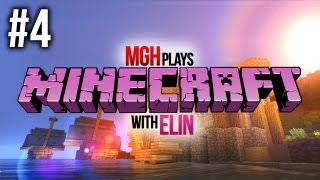 Mgh Plays: Minecraft with Elin! - Survival Games - Episode #4