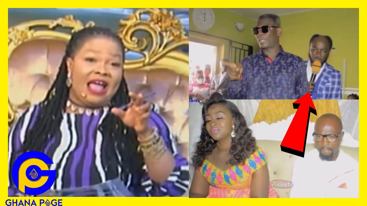 🔥Nana Agradaa goes after Big Akwes for bɛtraying her; for 'hosting wedding ceremony of her enɛmy'