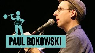 Paul Bokowski – Reden ist Silber