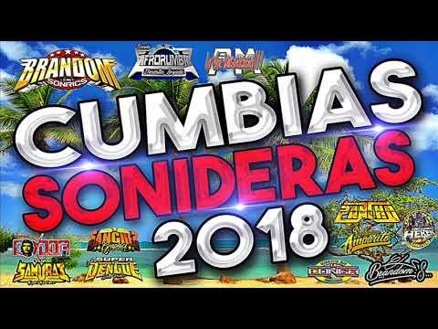 Mix Cumbias Sonideras - Éxitos Chingones [Limpia] 2018
